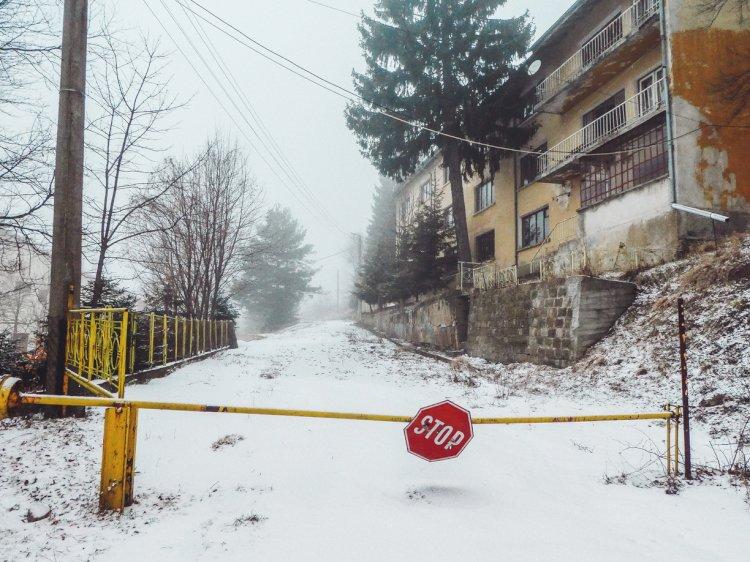 Шешкинград -  изоставеното миньорско селище, за което едва ли сте чували