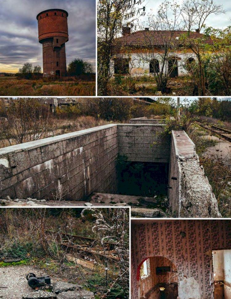 Експедиция Железен път - по пътя към морето: Кремиковци и гарата на призраците