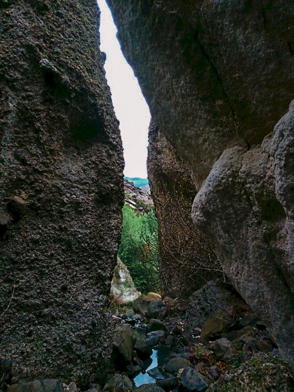 """""""Куртдере"""" - Грандиозният каньон край Студен кладенец"""