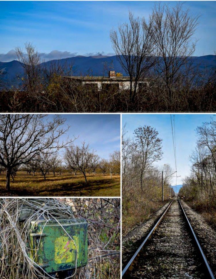 Експедиция Железен път - по пътя към морето: Дунавци и язовир Копринка