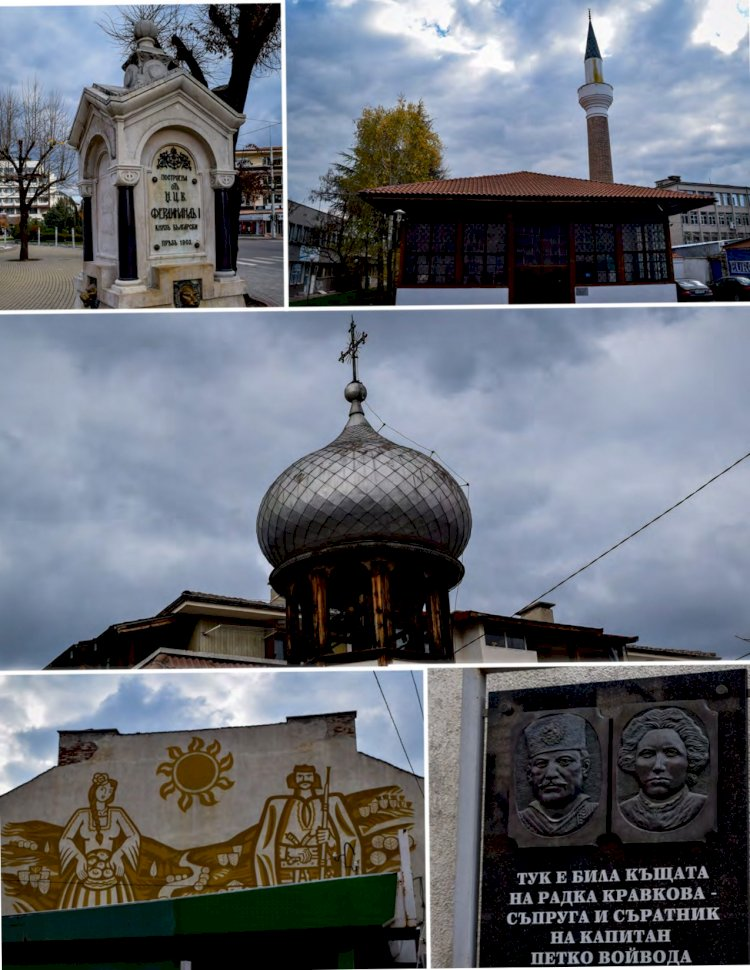Експедиция Железен път - по пътя към морето: Почивка край язовир Копринка и Казанлък