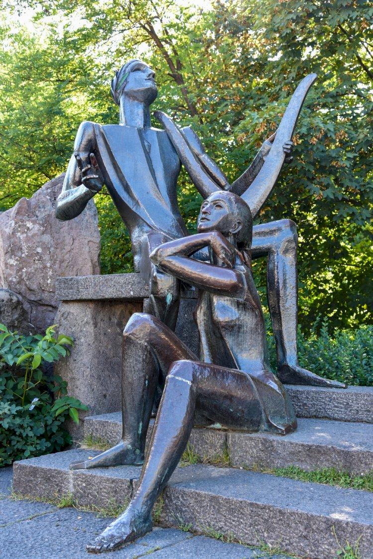 Орфей и Евридика в Смолян - Стар център