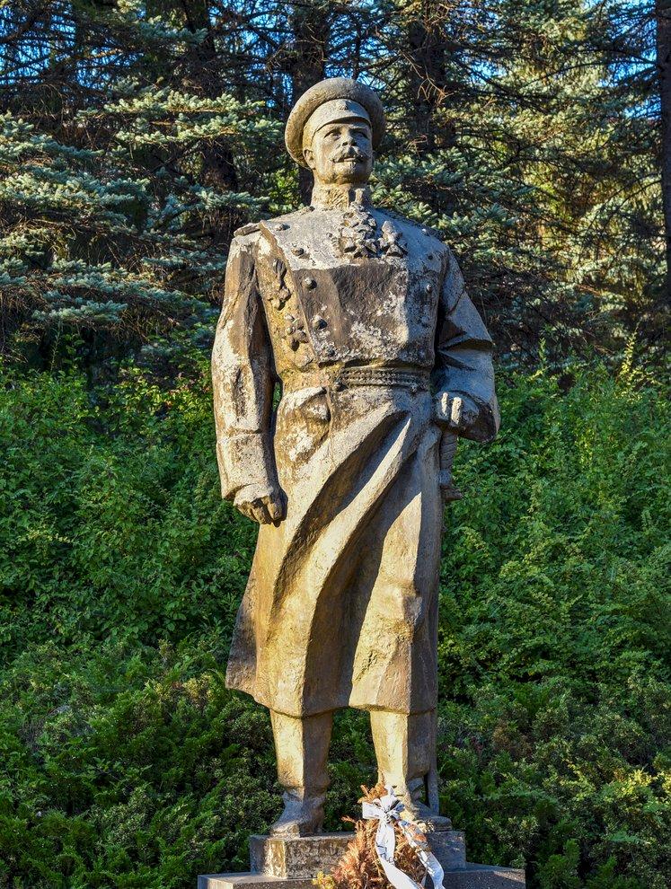 Полковник Серафимов - освободителят на Родопите