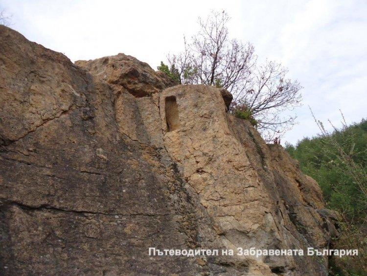 Светилищата със скалните стълби в Родопите
