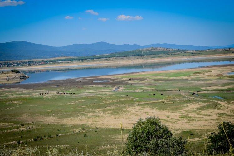 Експедиция Тунджа: Ден 9, край язовир Жребчево
