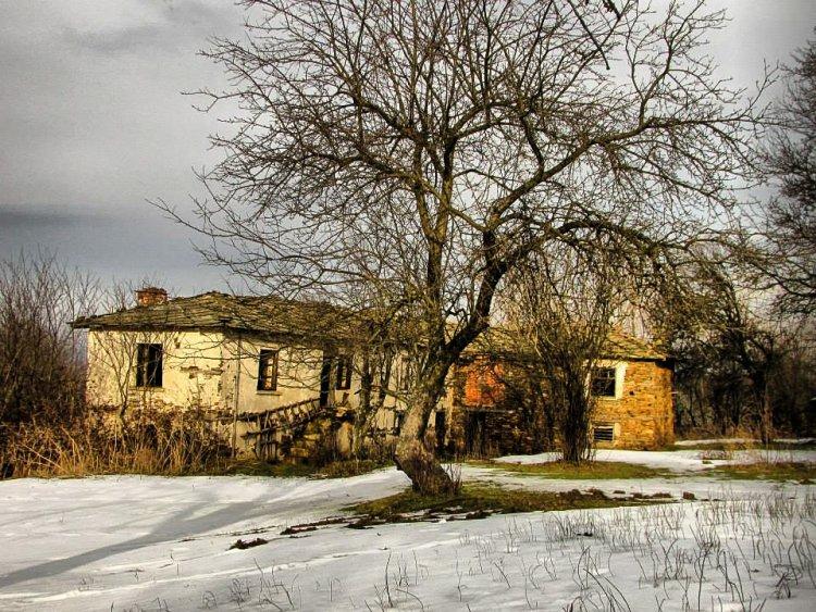 Жерка - Селото на Призраците