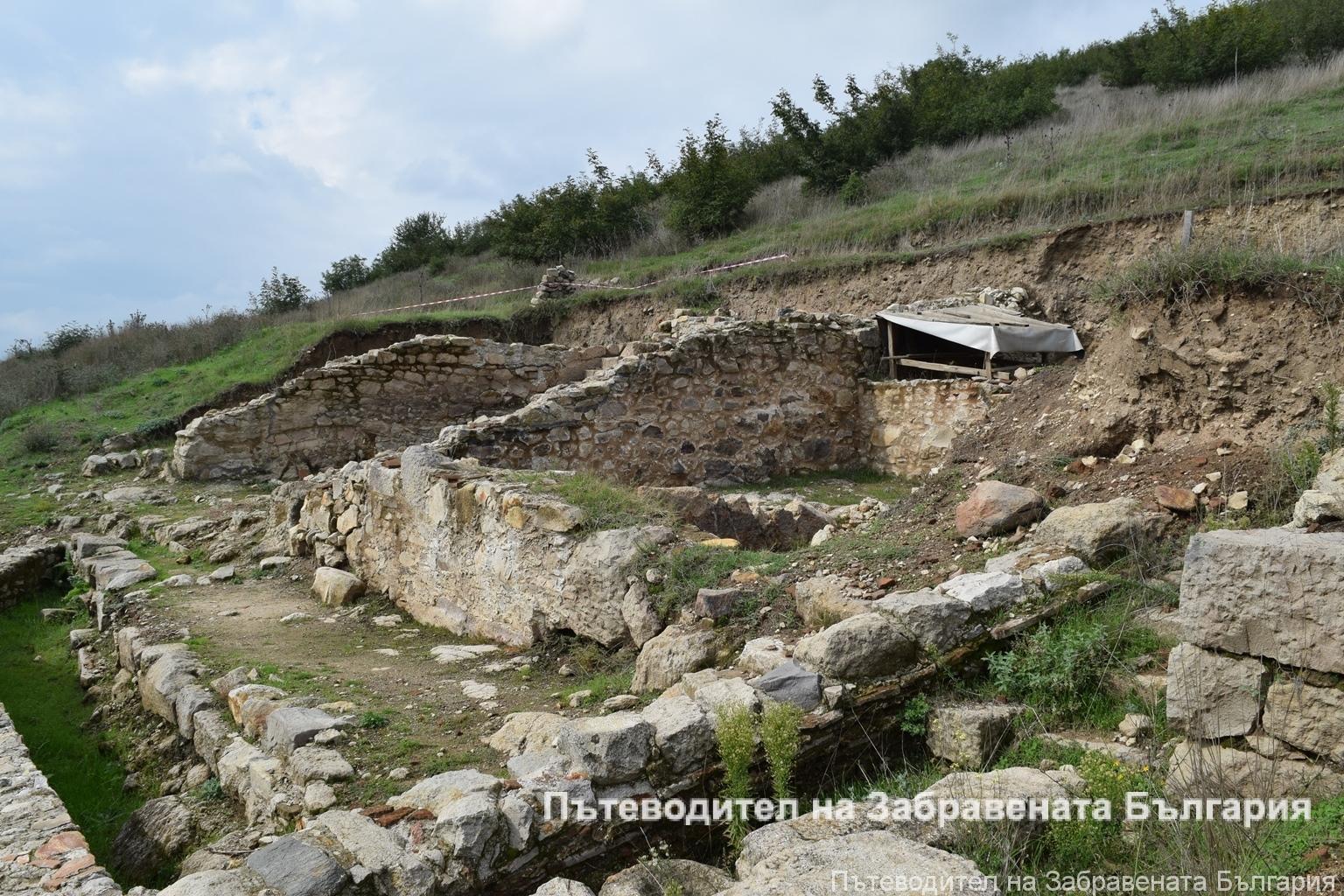 Heraclea ex Sintis – древният град на синтите