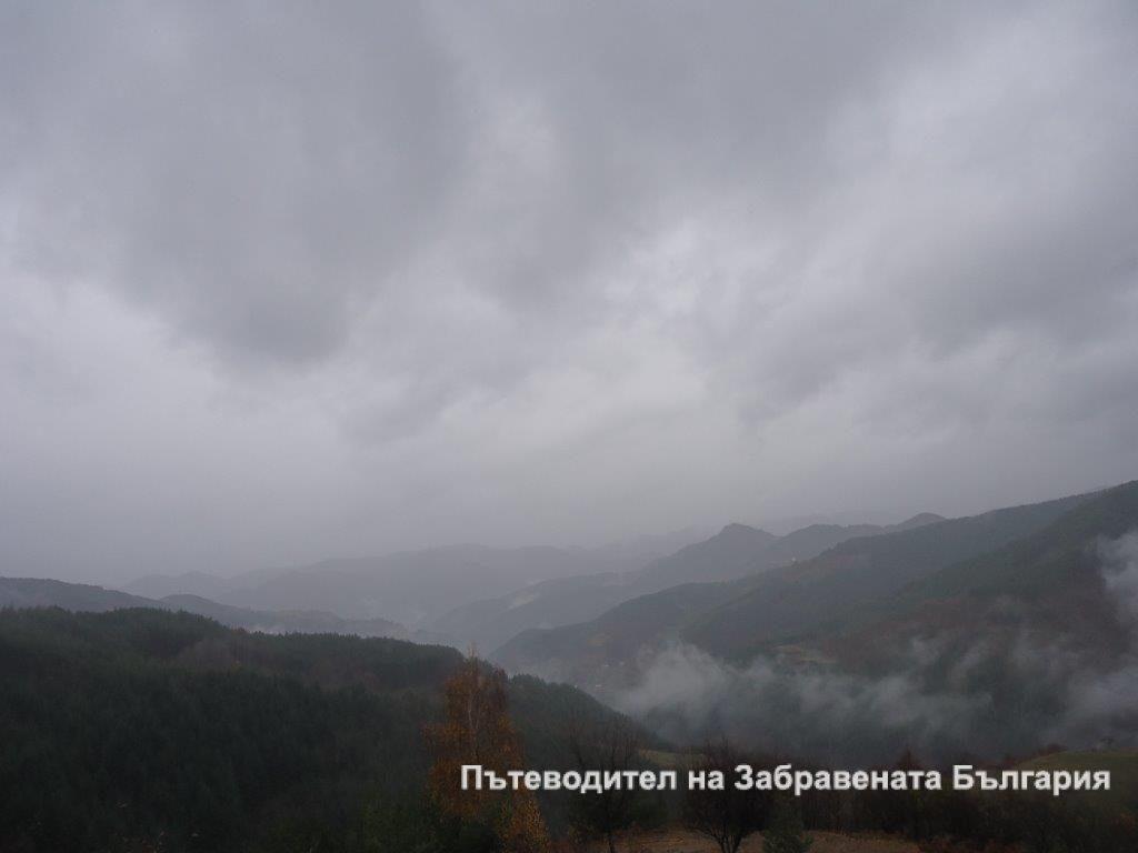 Есенни порои в Западни Родопи, с. Катраница и с. Долие