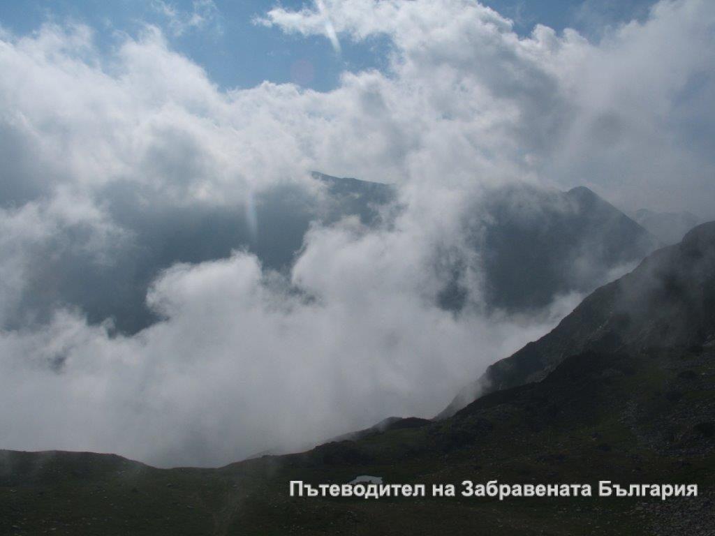Централното старопланинско било. Минути преди бурята, 2011