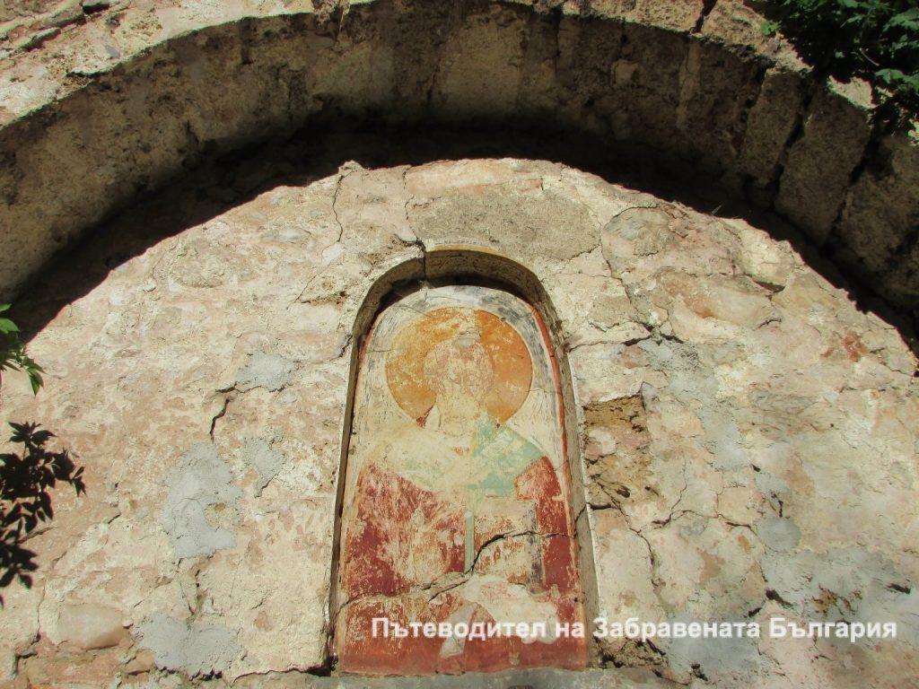 Икона на мирликийския епископ-чудотворец Св. Николай