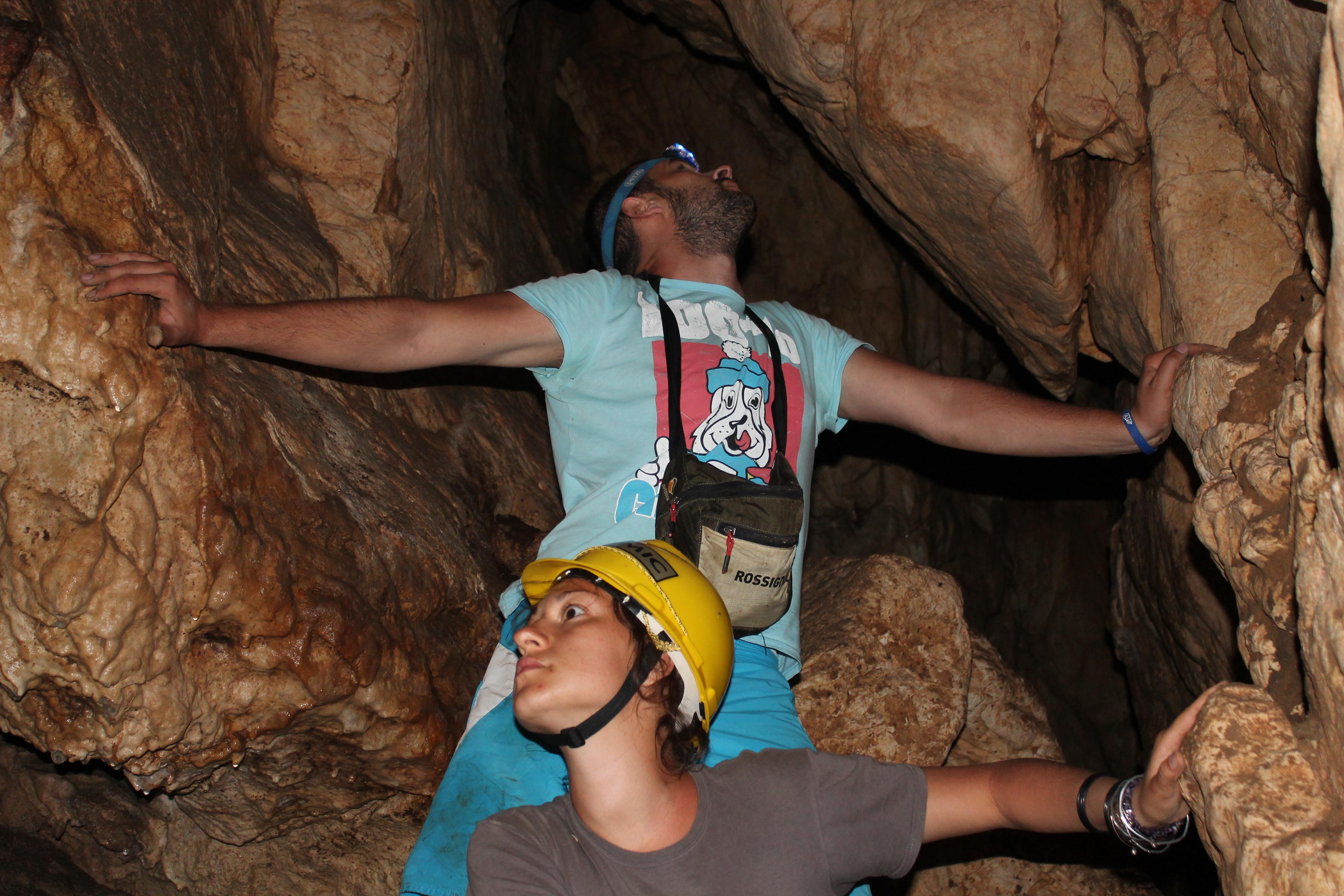 Пещерата Бабини бозки