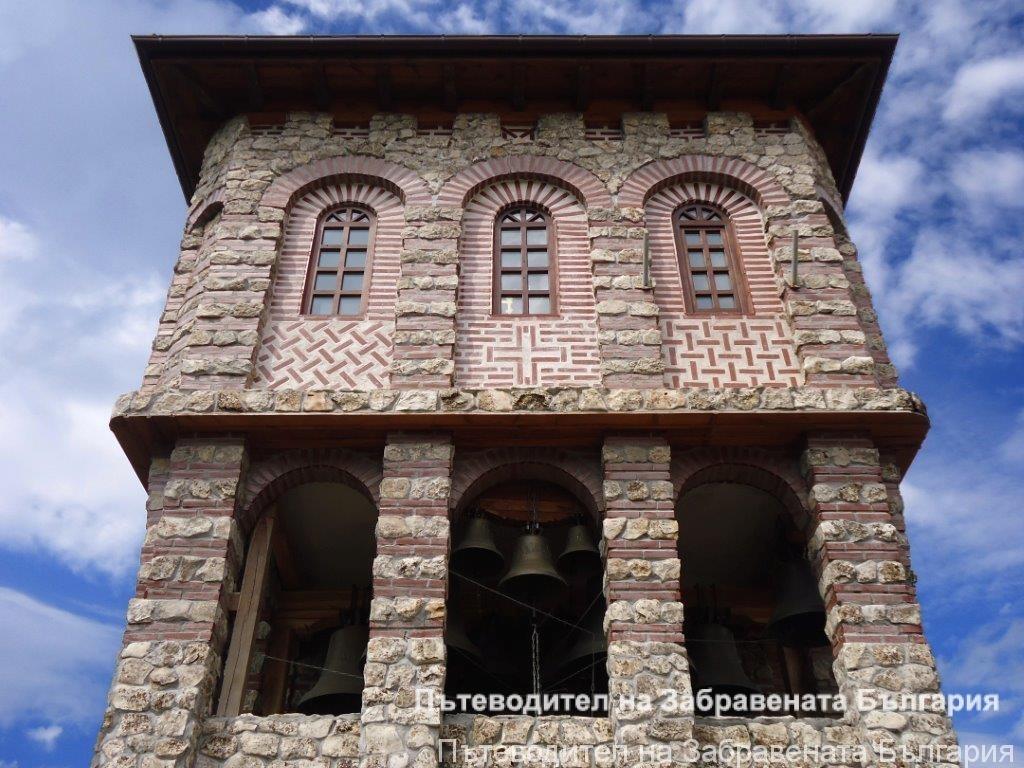 Възкресението на Църногорския манастир