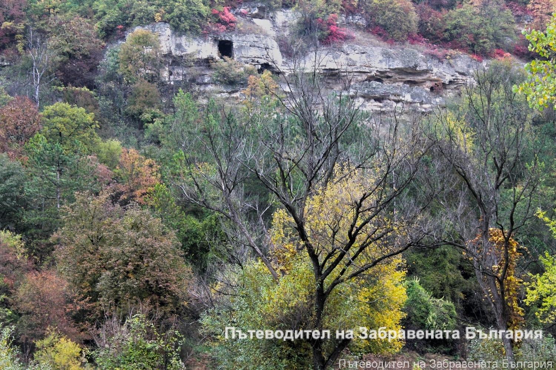 Мистерията на исихазма: Алботински скален манастир