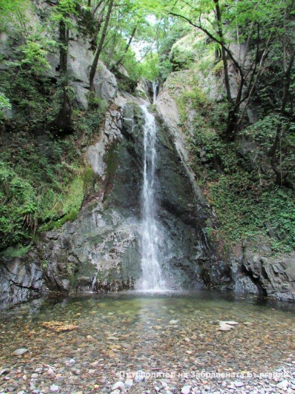 Сопотския водопад